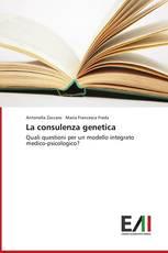 La consulenza genetica