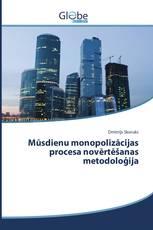 Mūsdienu monopolizācijas procesa novērtēšanas metodoloģija