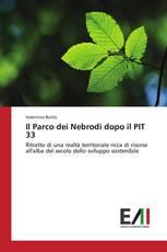 Il Parco dei Nebrodi dopo il PIT 33