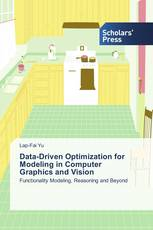 Data-Driven Optimization for Modeling in Computer Graphics and Vision