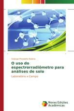O uso do espectrorradiômetro para análises de solo