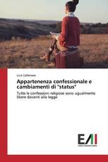 """Appartenenza confessionale e cambiamenti di """"status"""""""