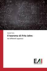 Il teorema di Fritz John: