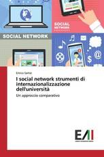 I social network strumenti di internazionalizzazione dell'università