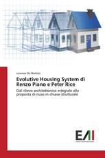 Evolutive Housing System di Renzo Piano e Peter Rice