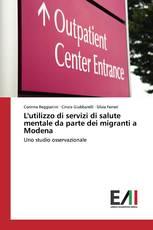 L'utilizzo di servizi di salute mentale da parte dei migranti a Modena