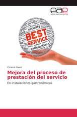 Mejora del proceso de prestación del servicio