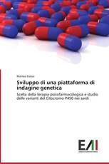 Sviluppo di una piattaforma di indagine genetica