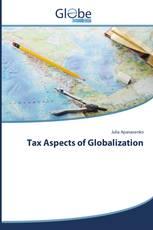 Tax Aspects of Globalization
