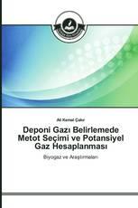 Deponi Gazı Belirlemede Metot Seçimi ve Potansiyel Gaz Hesaplanması