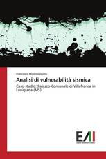 Analisi di vulnerabilità sismica