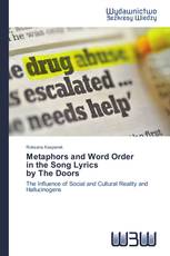Metaphors and Word Order in the Song Lyrics by The Doors