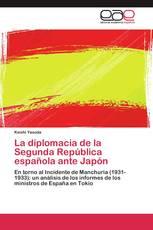 La diplomacia de la Segunda República española ante Japón