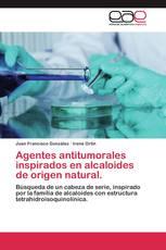 Agentes antitumorales inspirados en alcaloides de origen natural.