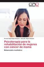 Psicoterapia para la rehabilitación de mujeres con cáncer de mama