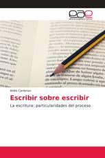 Escribir sobre escribir