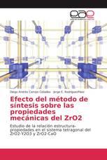 Efecto del método de síntesis sobre las propiedades mecánicas del ZrO2