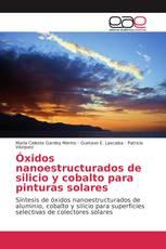 Óxidos nanoestructurados de silicio y cobalto para pinturas solares