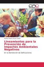 Lineamientos para la Prevención de Impactos Ambientales Negativos