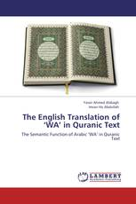 The English Translation of 'WA' in Quranic Text