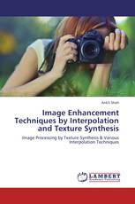 Image Enhancement Techniques by Interpolation and Texture Synthesis