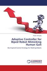 Adaptive Controller for Biped Robot Mimicking Human Gait