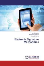 Electronic Signature Mechanisms