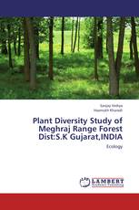 Plant Diversity Study of Meghraj Range Forest Dist:S.K Gujarat,INDIA