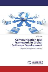 Communication Risk Framework in Global Software Development