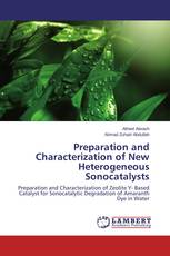 Preparation and Characterization of New Heterogeneous Sonocatalysts