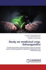 Study on medicinal crop, Ashwagandha
