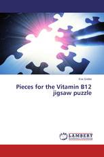 Pieces for the Vitamin B12 jigsaw puzzle