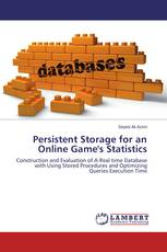 Persistent Storage for an Online Game's Statistics