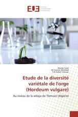 Etude de la diversité variétale de l'orge (Hordeum vulgare)