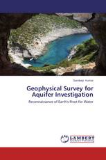 Geophysical Survey for Aquifer Investigation