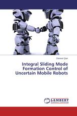 Integral Sliding Mode Formation Control of Uncertain Mobile Robots