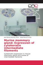 Murine mammary gland: Expression of cytokeratin intermediate filaments