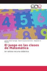 El juego en las clases de Matemática
