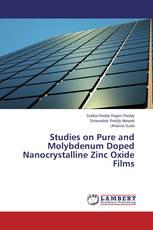 Studies on Pure and Molybdenum Doped Nanocrystalline Zinc Oxide Films