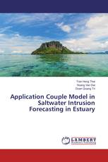 Application Couple Model in Saltwater Intrusion Forecasting in Estuary