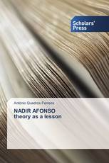 NADIR AFONSO theory as a lesson