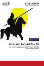 Sahib Ata Fahrü'd-Din Ali