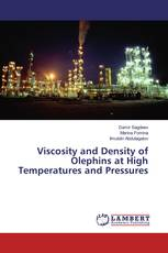 Viscosity and Density of Olephins at High Temperatures and Pressures