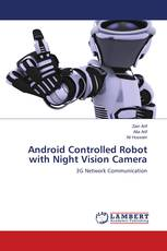 Android Controlled Robot with Night Vision Camera
