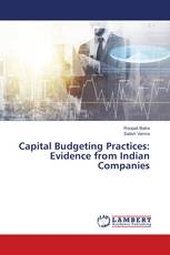 Capital Budgeting Practices: Evidence from Indian Companies