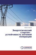 Энергетический стартап - устойчивость оптовой генерации