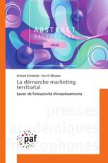 La démarche marketing territorial