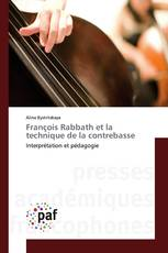 François Rabbath et la technique de la contrebasse