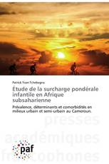 Étude de la surcharge pondérale infantile en Afrique subsaharienne
