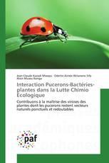 Interaction Pucerons-Bactéries-plantes dans la Lutte Chimio Écologique